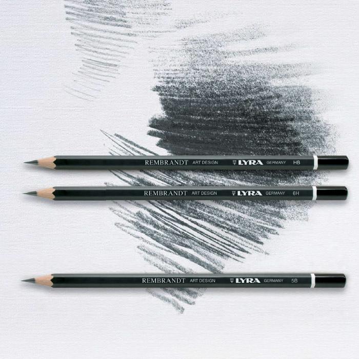 Linea matite Rembrandt Art Design