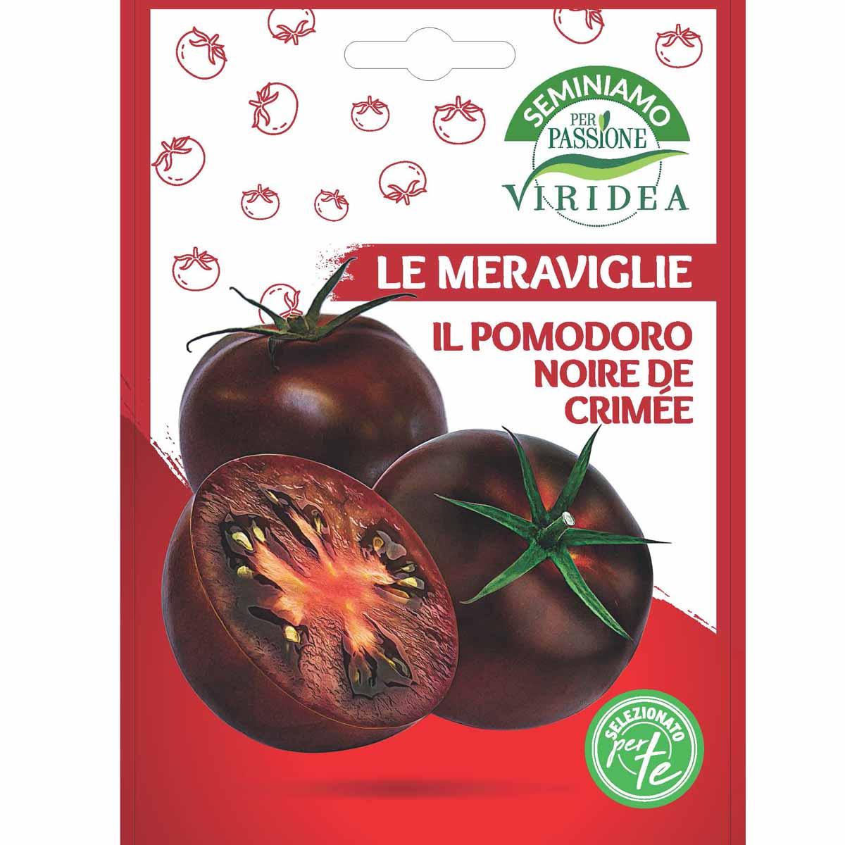 Sementi Le Meraviglie – Pomodoro Noire de Crimée