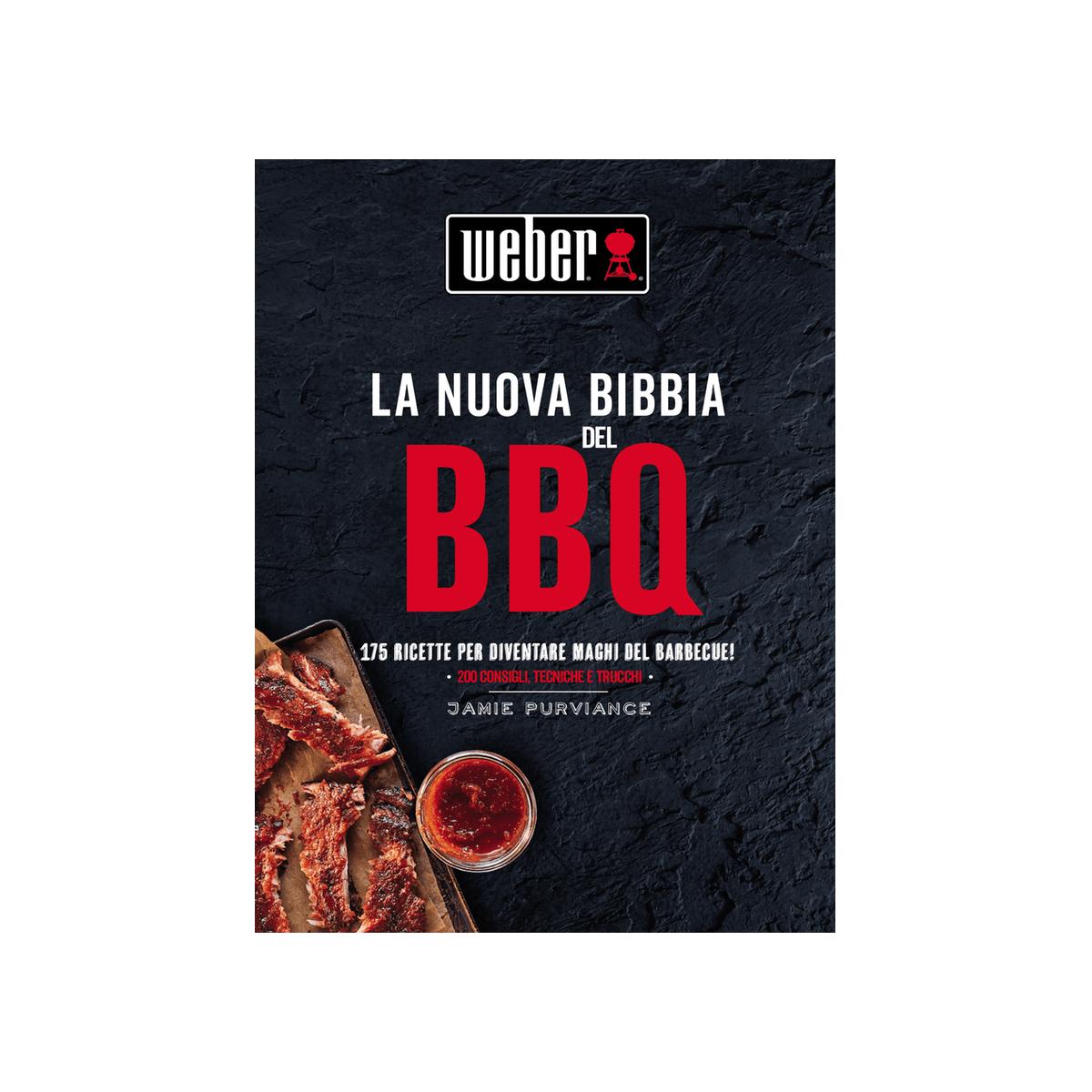WEBER 'La Nuova Bibbia del Barbecue'