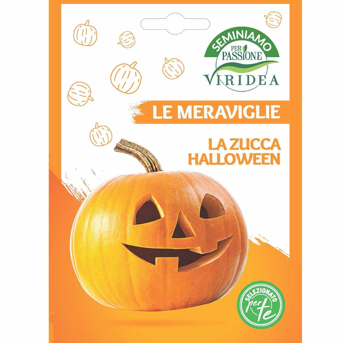 Sementi Le Meraviglie – Zucca di Halloween