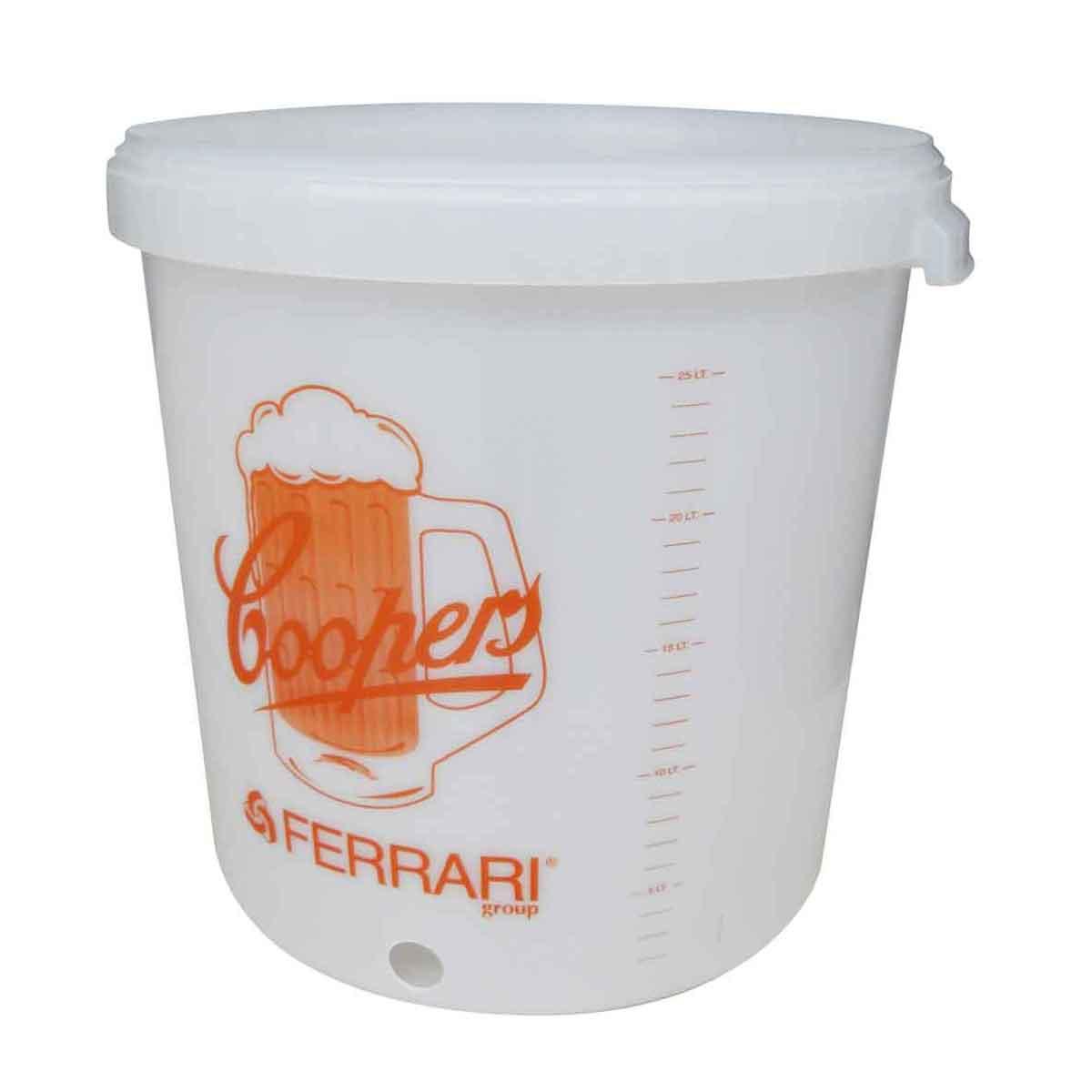 Contenitore per fermentazione birra Coopers