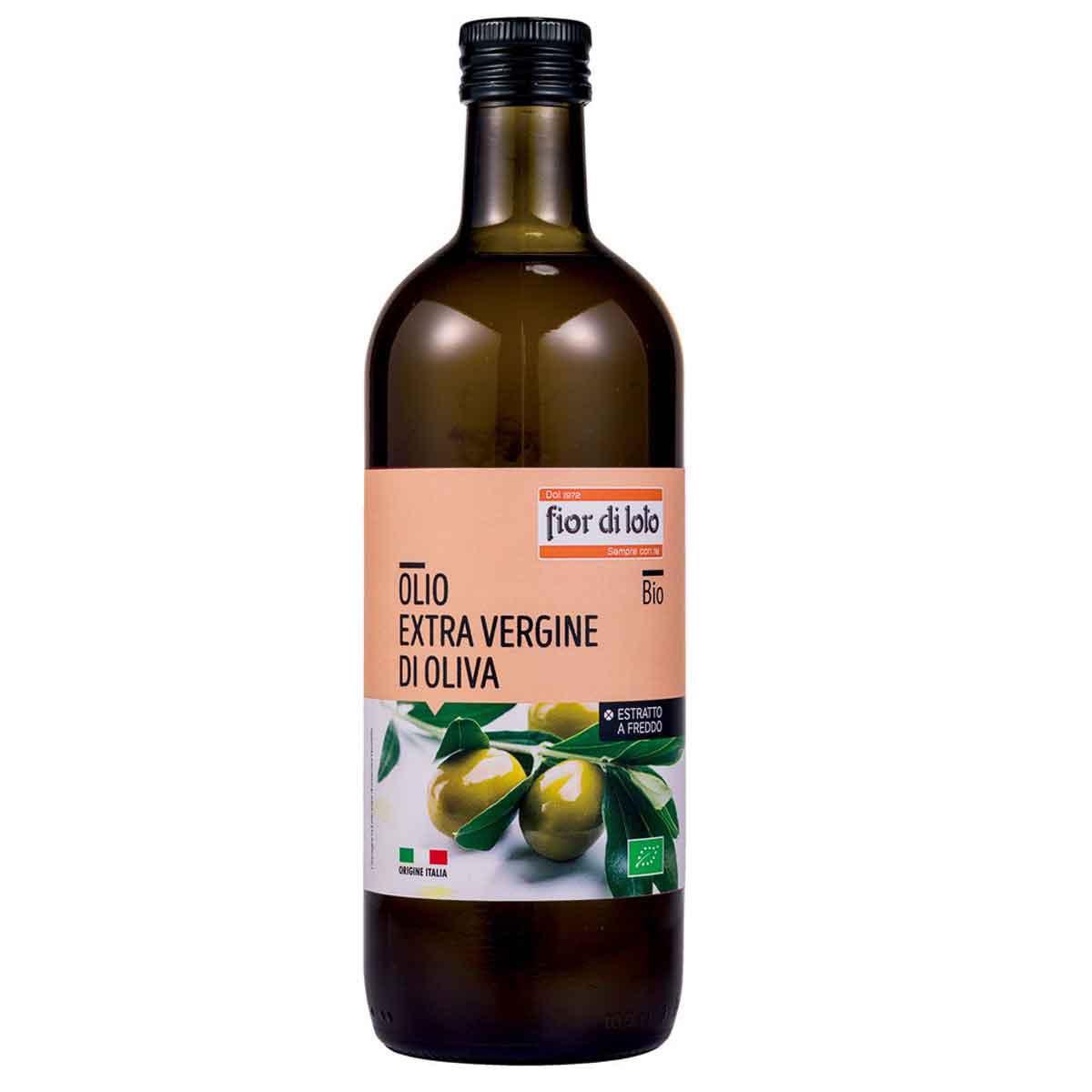 Fior di Loto Olio extra vergine di oliva