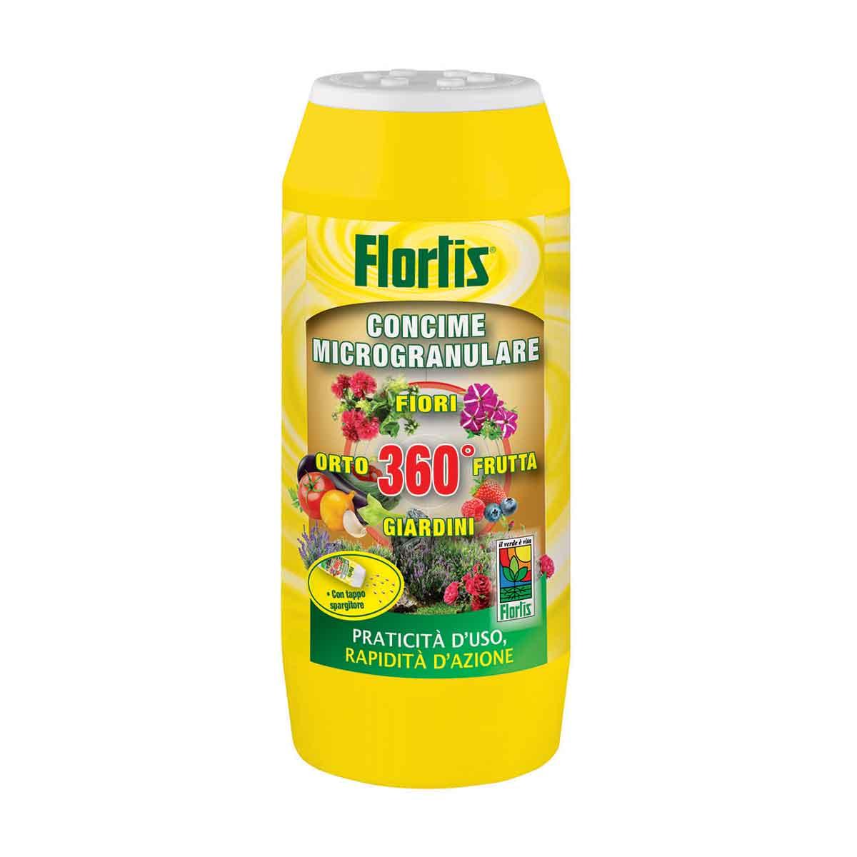 Flortis Concime Fiori, Orto, Frutta Microgranulare