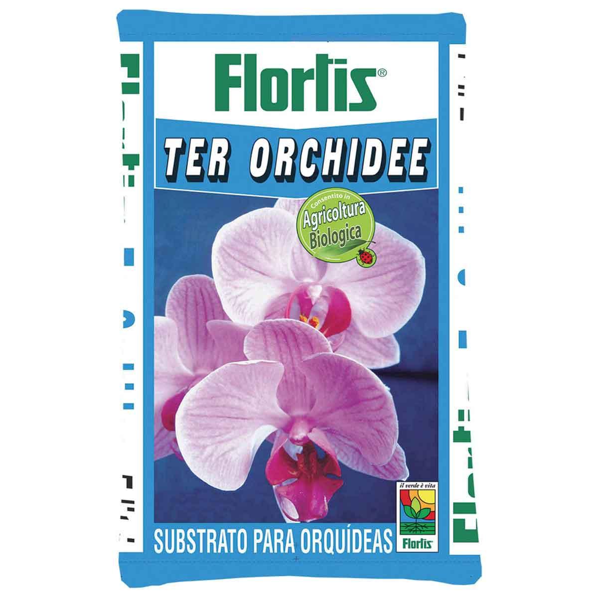Flortis Terriccio Orchidee