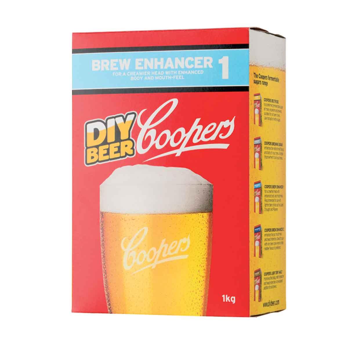 Malto per birra Cooper Intensificatore Brew Enhancer 1