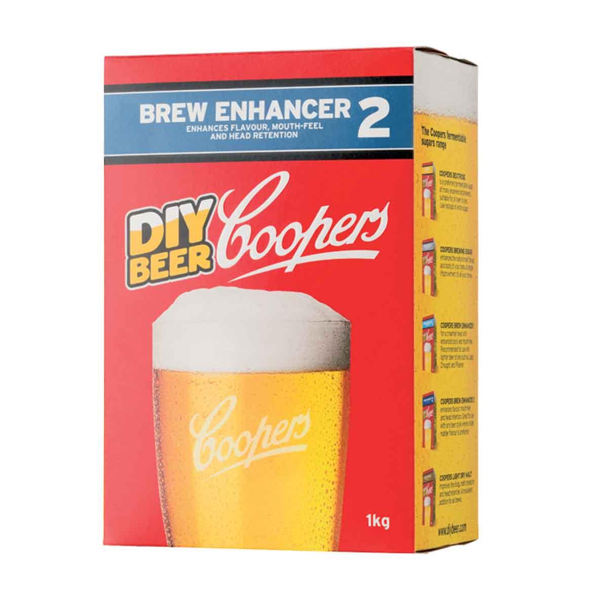 Malto per birra Cooper Intensificatore Brew Enhancer 2