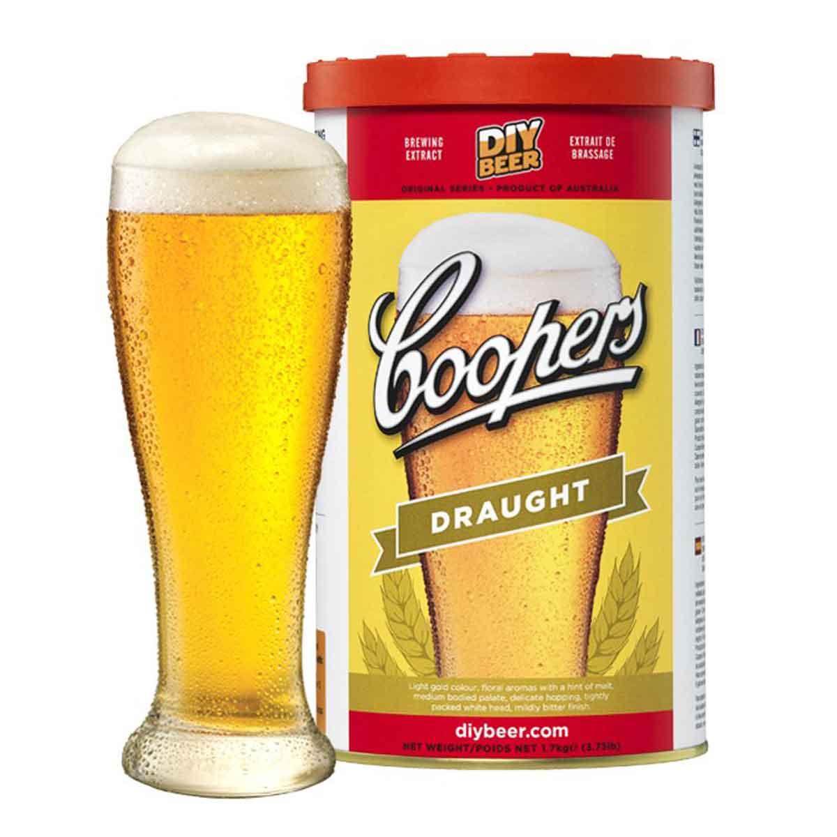 Malto per birra Coopers Draught
