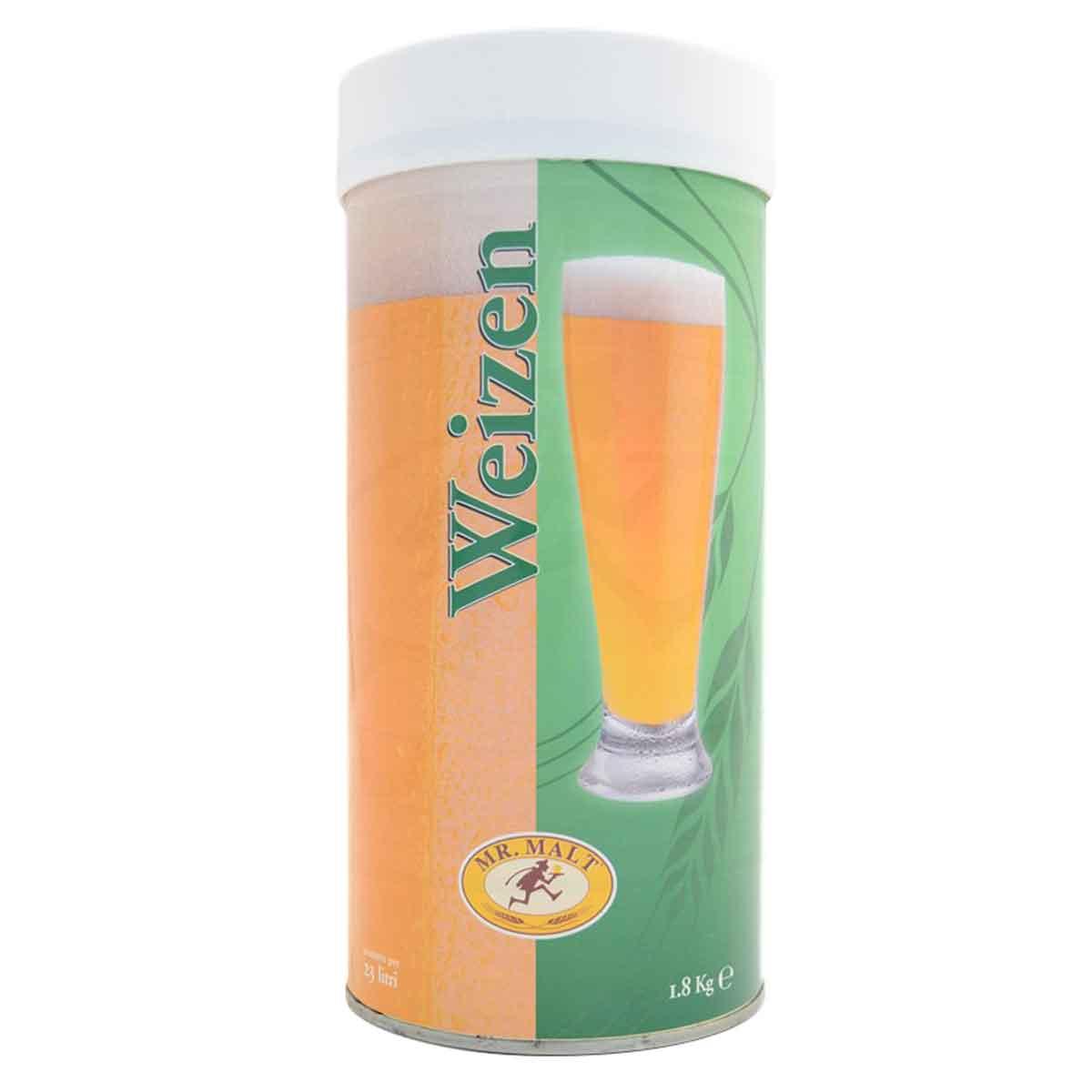 Malto per birra Coopers Mr. Malt Premium Weizen