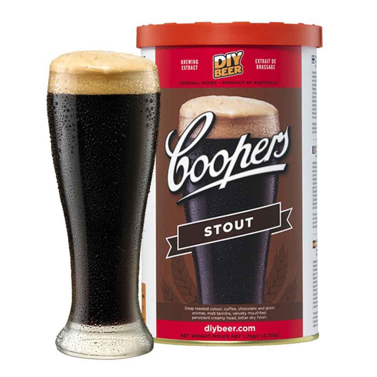Malto per birra Coopers Stout