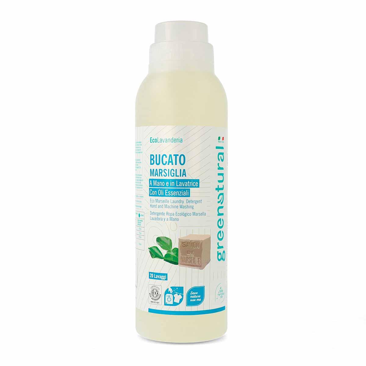 Greenatural – Bucato a mano e in lavatrice Marsiglia