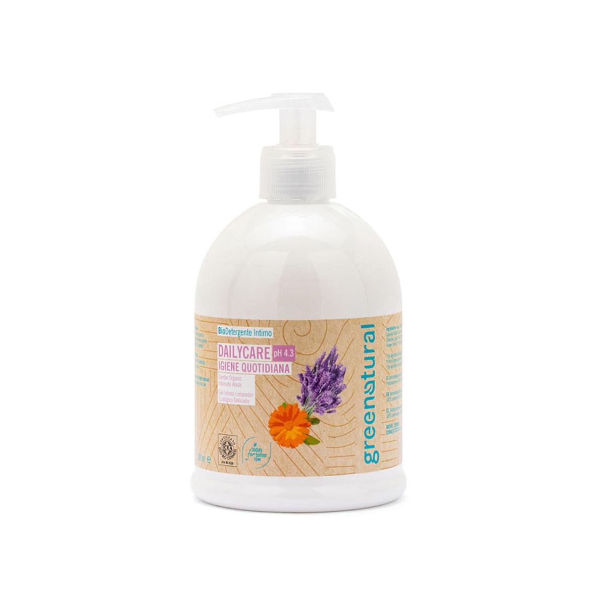Greenatural – Detergente Intimo DAILYCARE pH 4.3 100ml