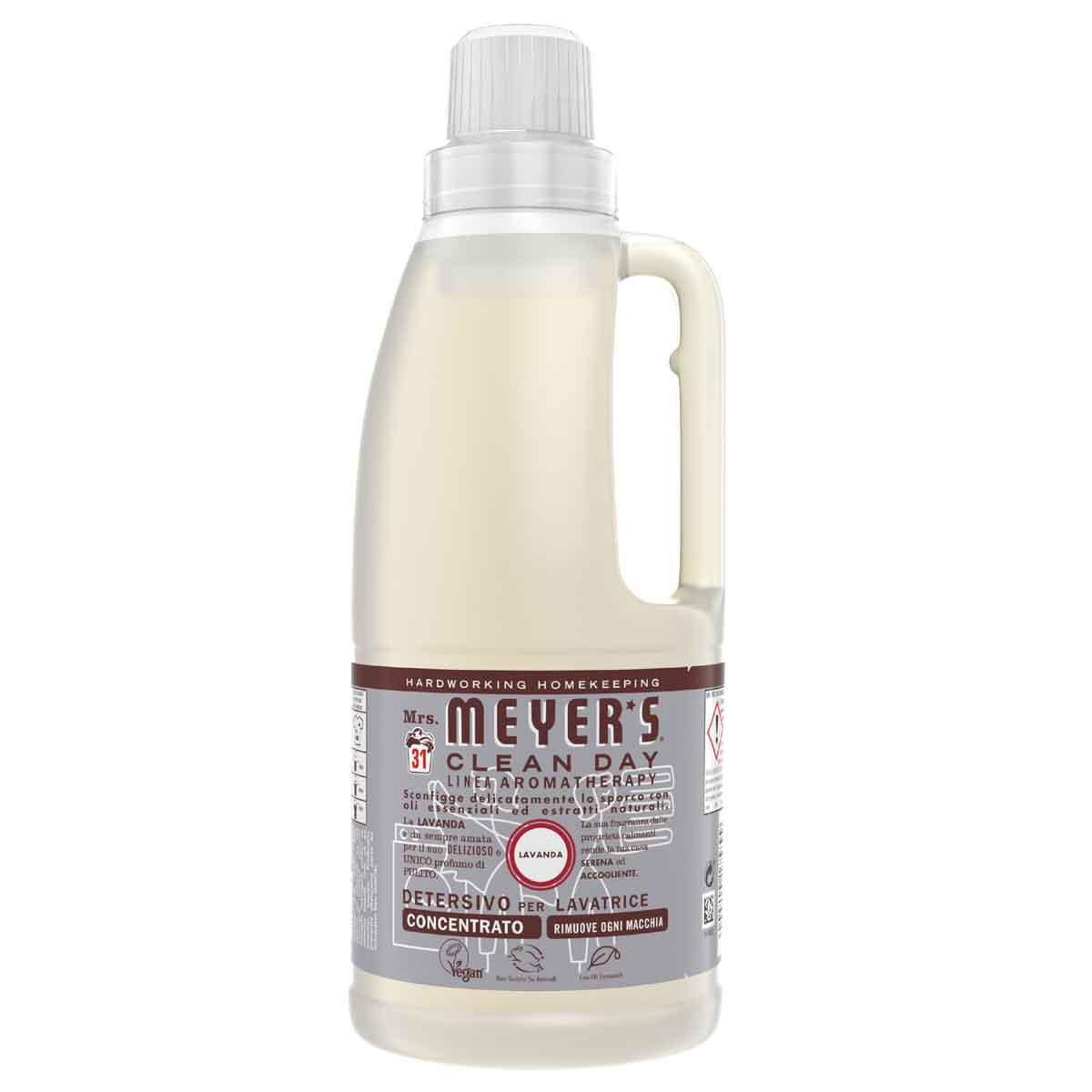 Mrs. Meyer's Detersivo Lavatrice Lavanda
