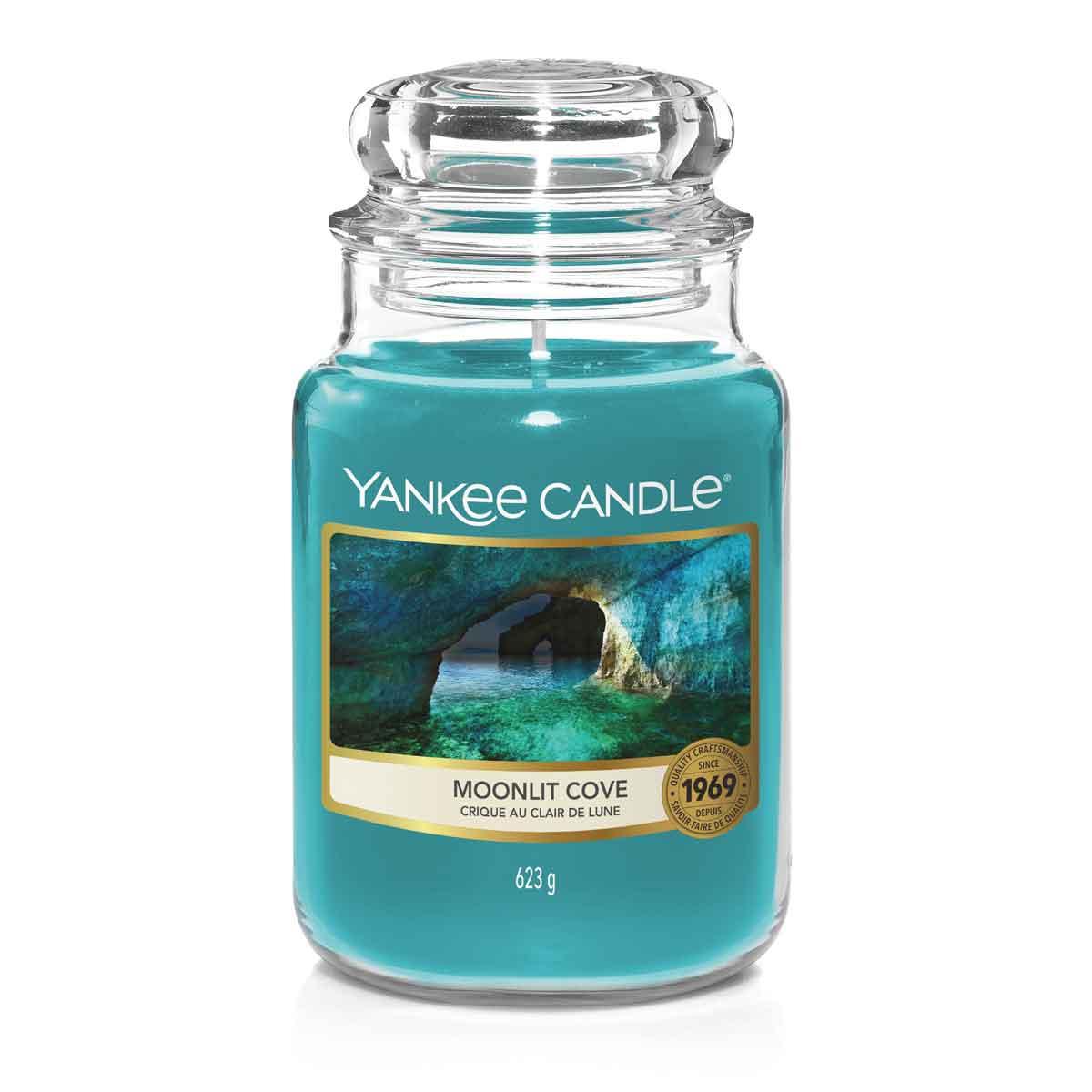 Yankee Candle Moonlit Cove Giara Grande