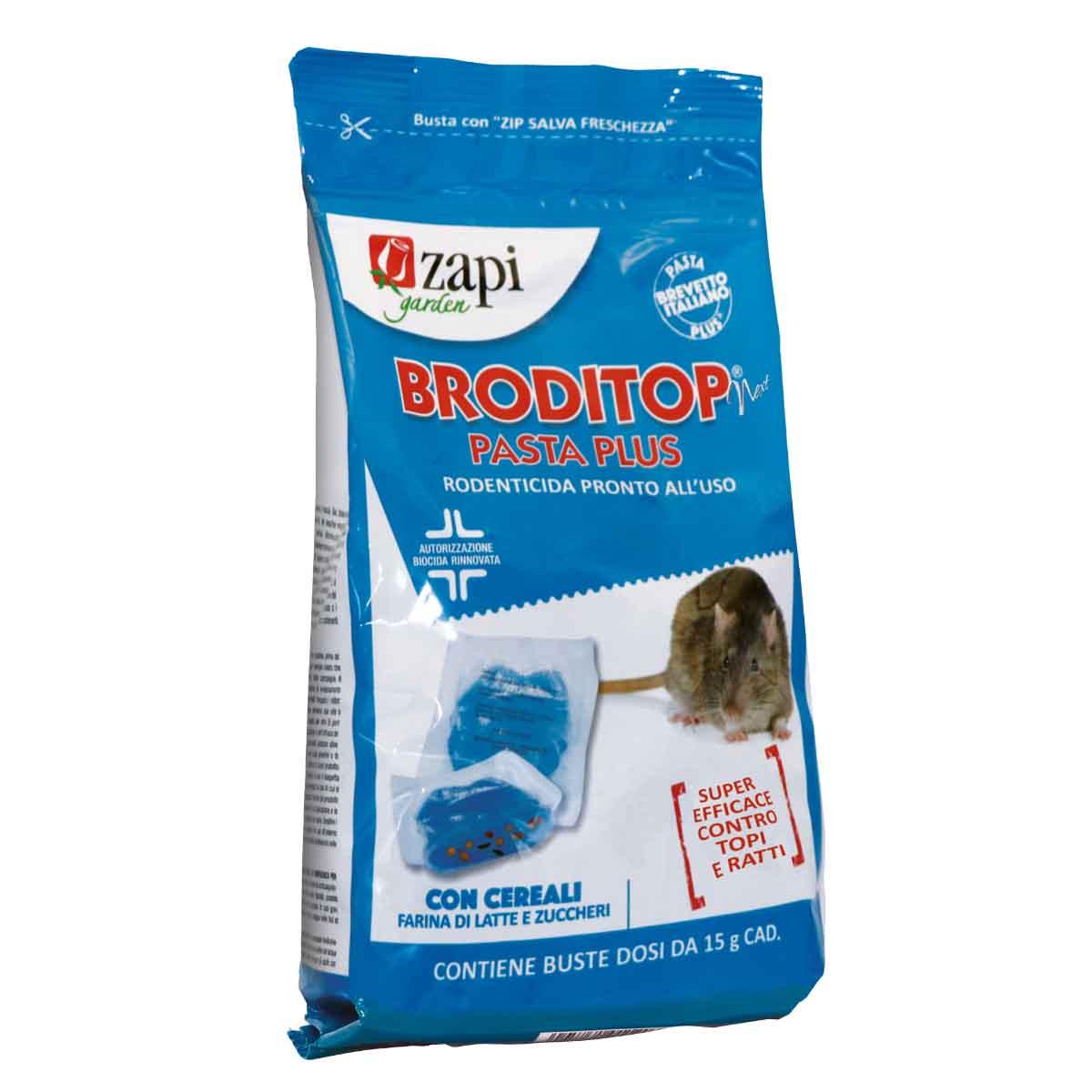 Zapi Topicida Broditop Next Pasta Plus 150g