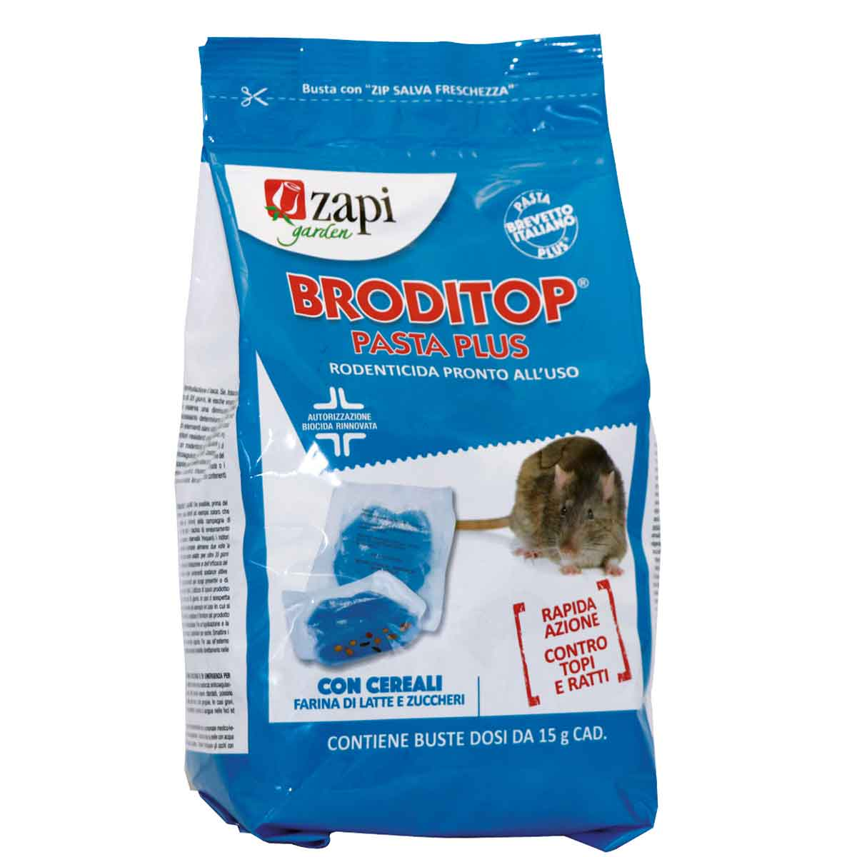 Zapi Topicida Broditop Pasta Plus 1,53kg