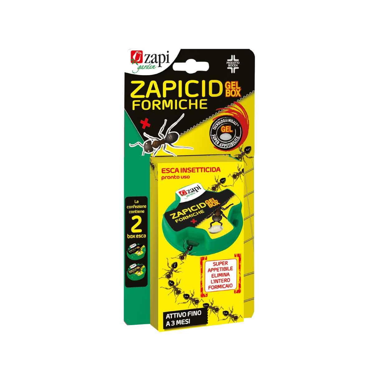 Zapi Zapicid Gel Box Formiche