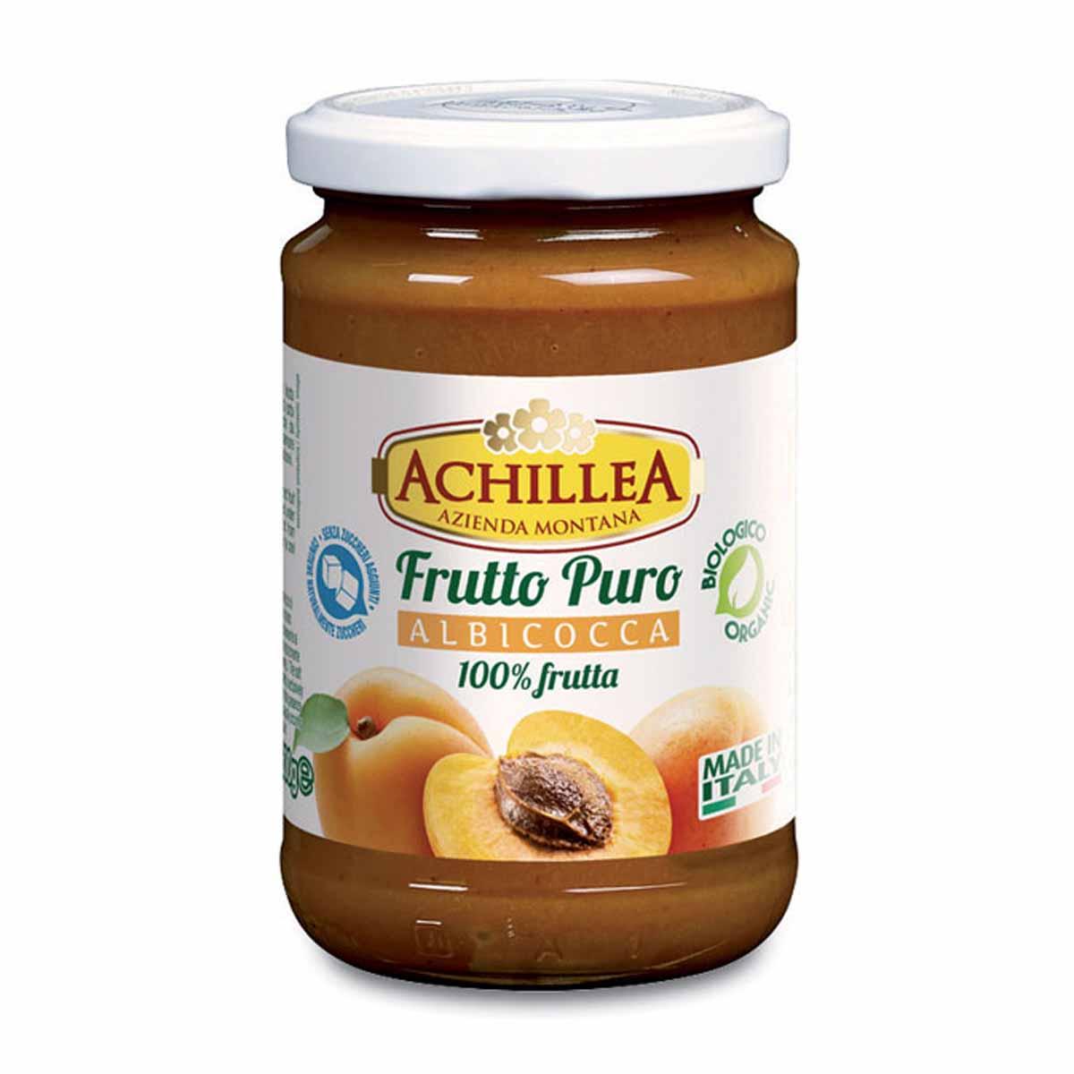 Achillea Frutto puro di albicocca