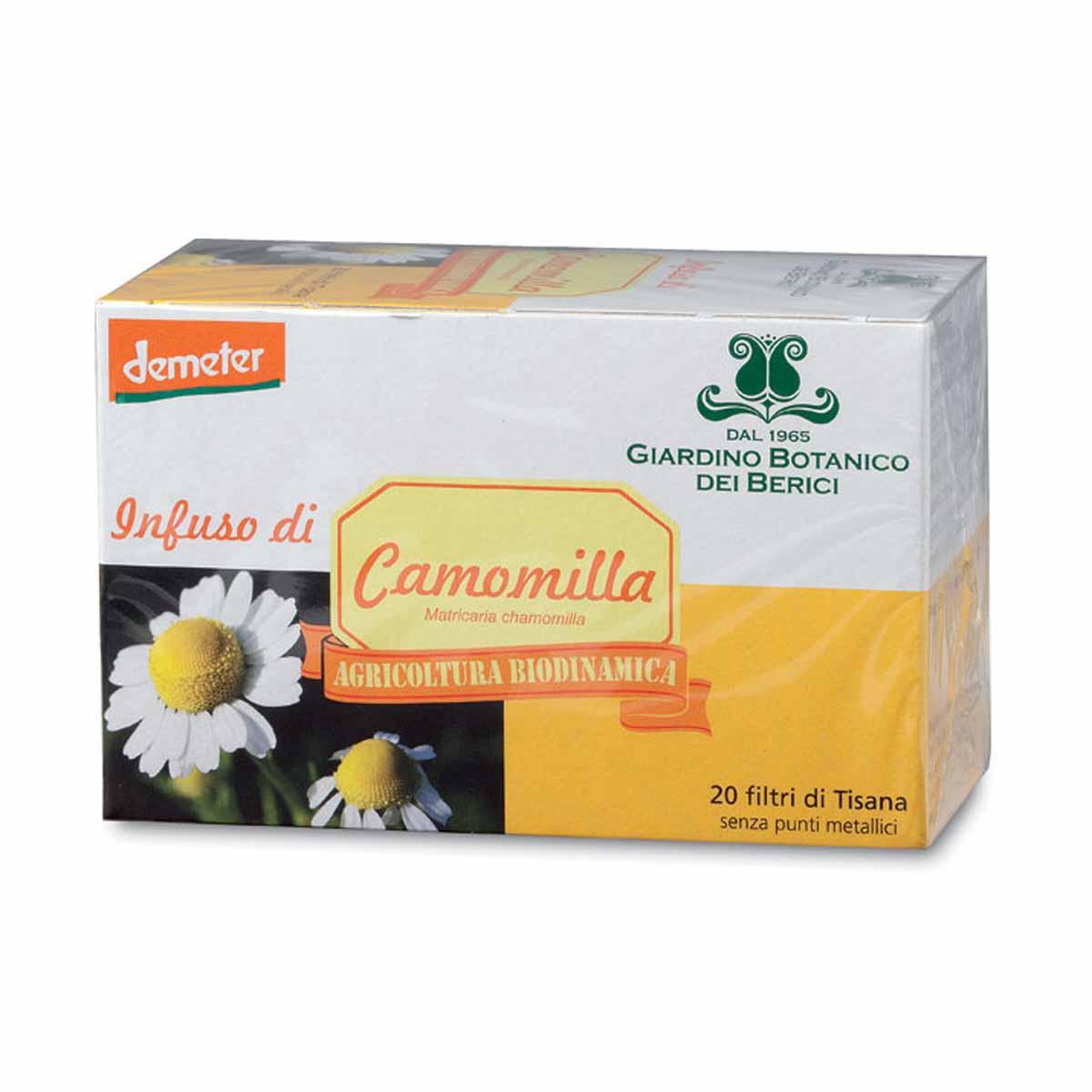Berici-infusi Camomilla