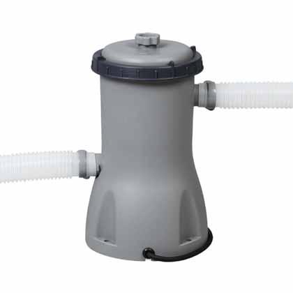 BESTWAY Pompa filtro a cartuccia tipo II 3.028 L/h