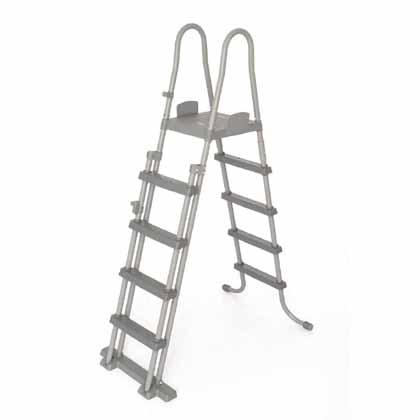 Bestway Scaletta di sicurezza 132 cm
