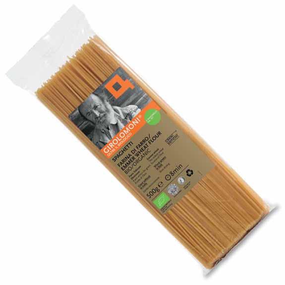 Girolomoni Spaghetti bianchi di farro