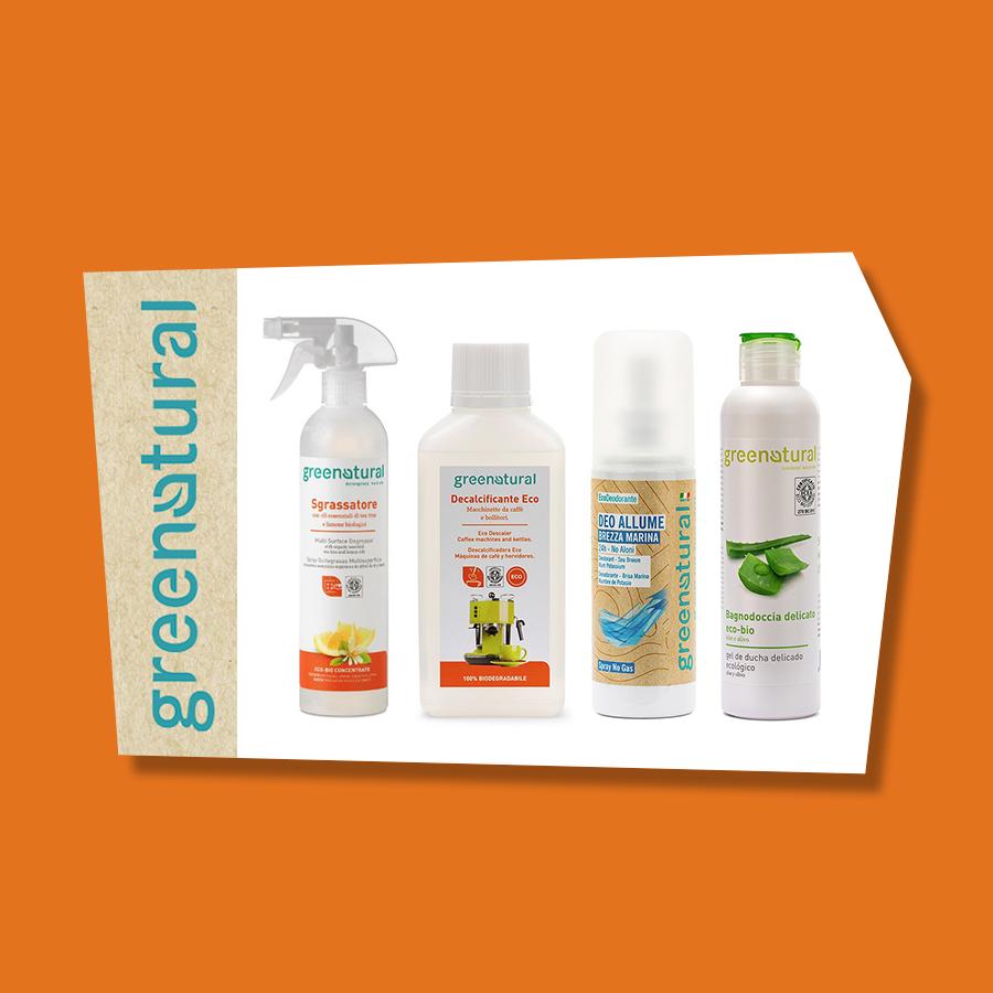Greenatural Detergenza ed Eco-Cosmesi