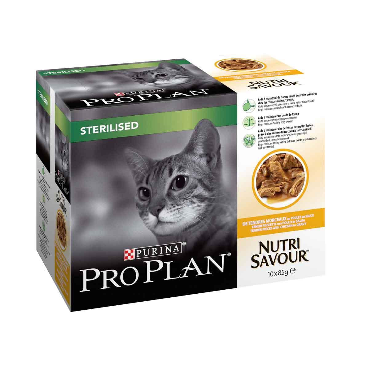 Linea ProPlan Nutri Savour Multipack