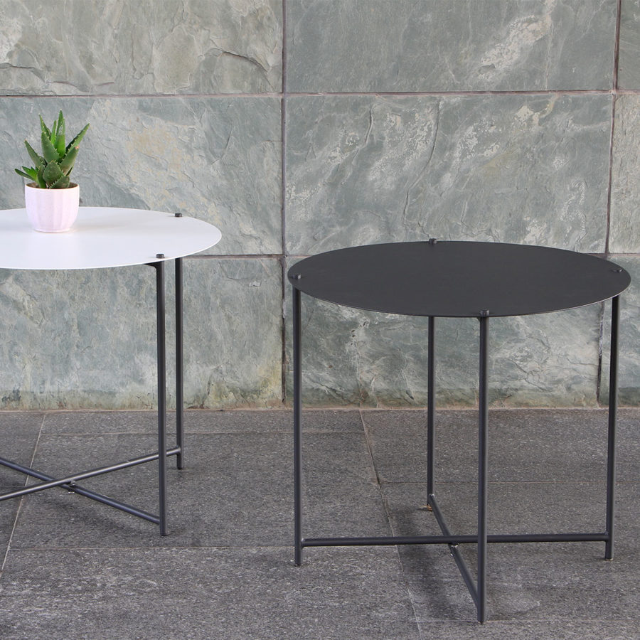 Tavolino richiudibile 49xh45,5 cm