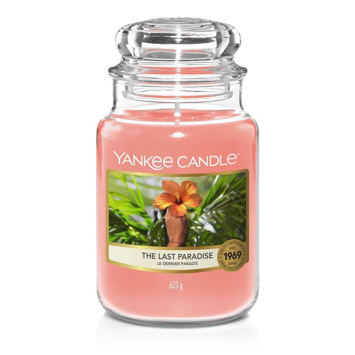 Yankee Candle The Last Paradise Giara Grande