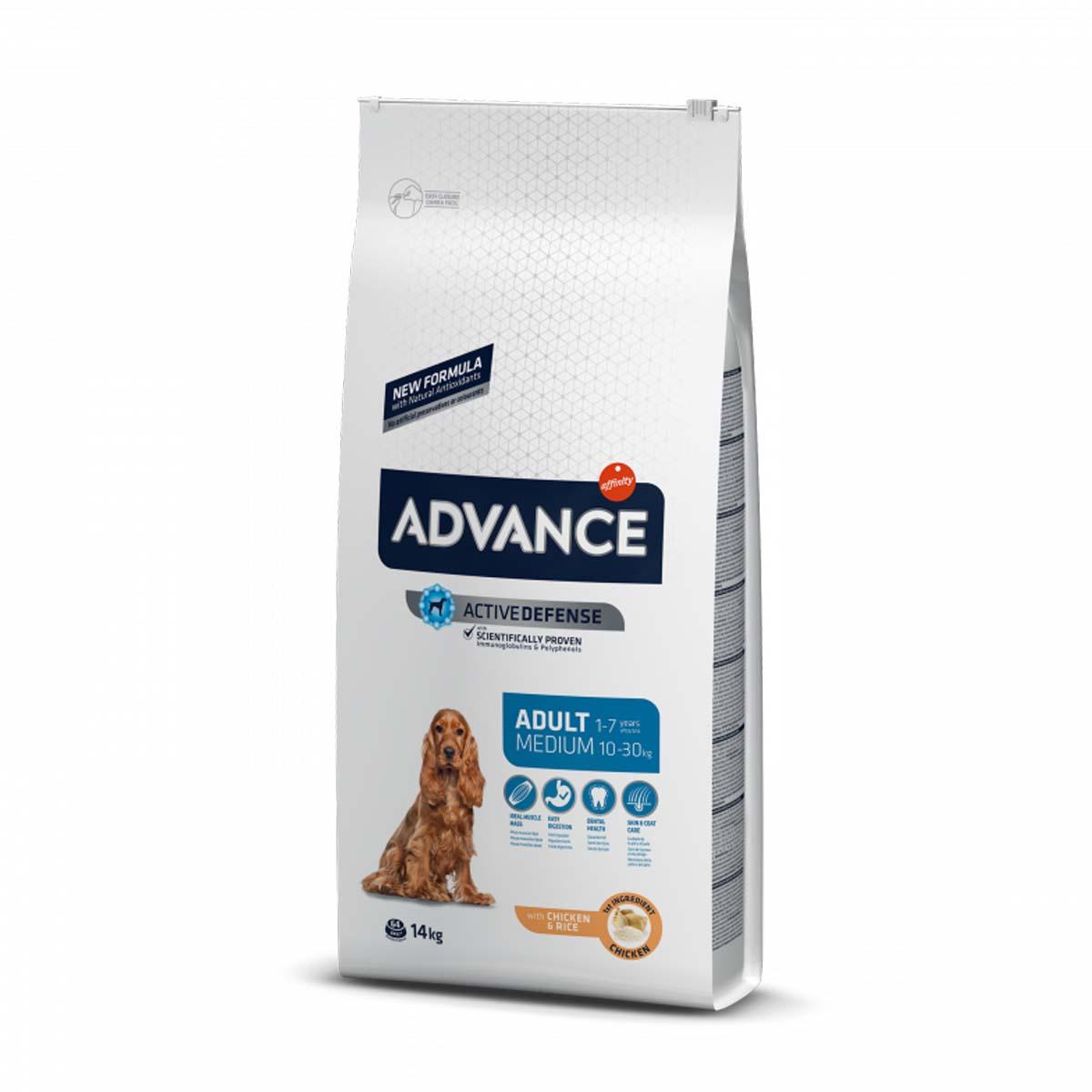 Affinity Adult Medium Advance 14kg