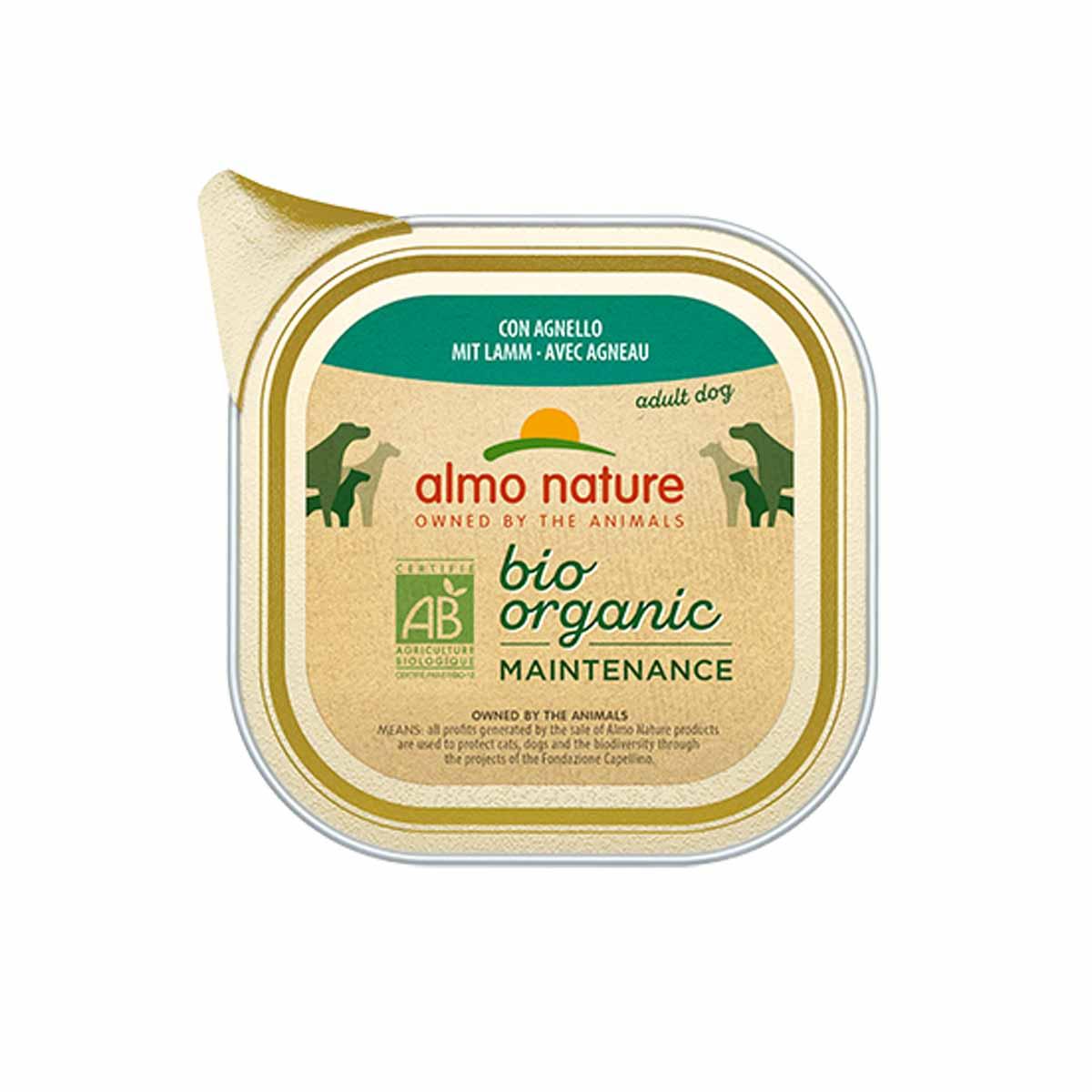 Almo Nature BioOrganic Dog 100g