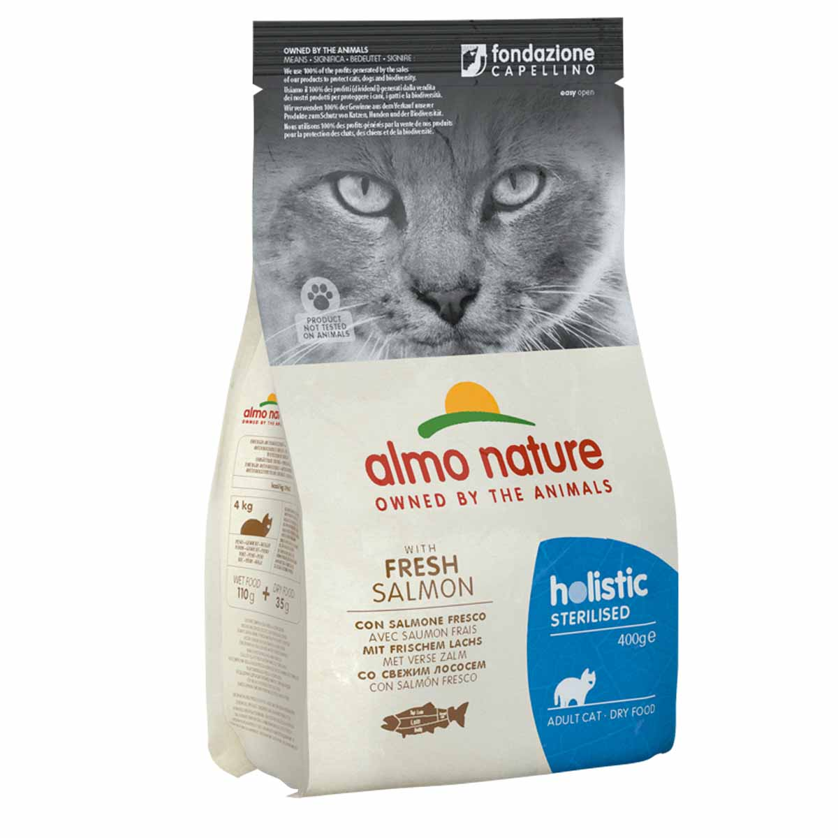Almo Nature Holistic Functional Gatto 2kg