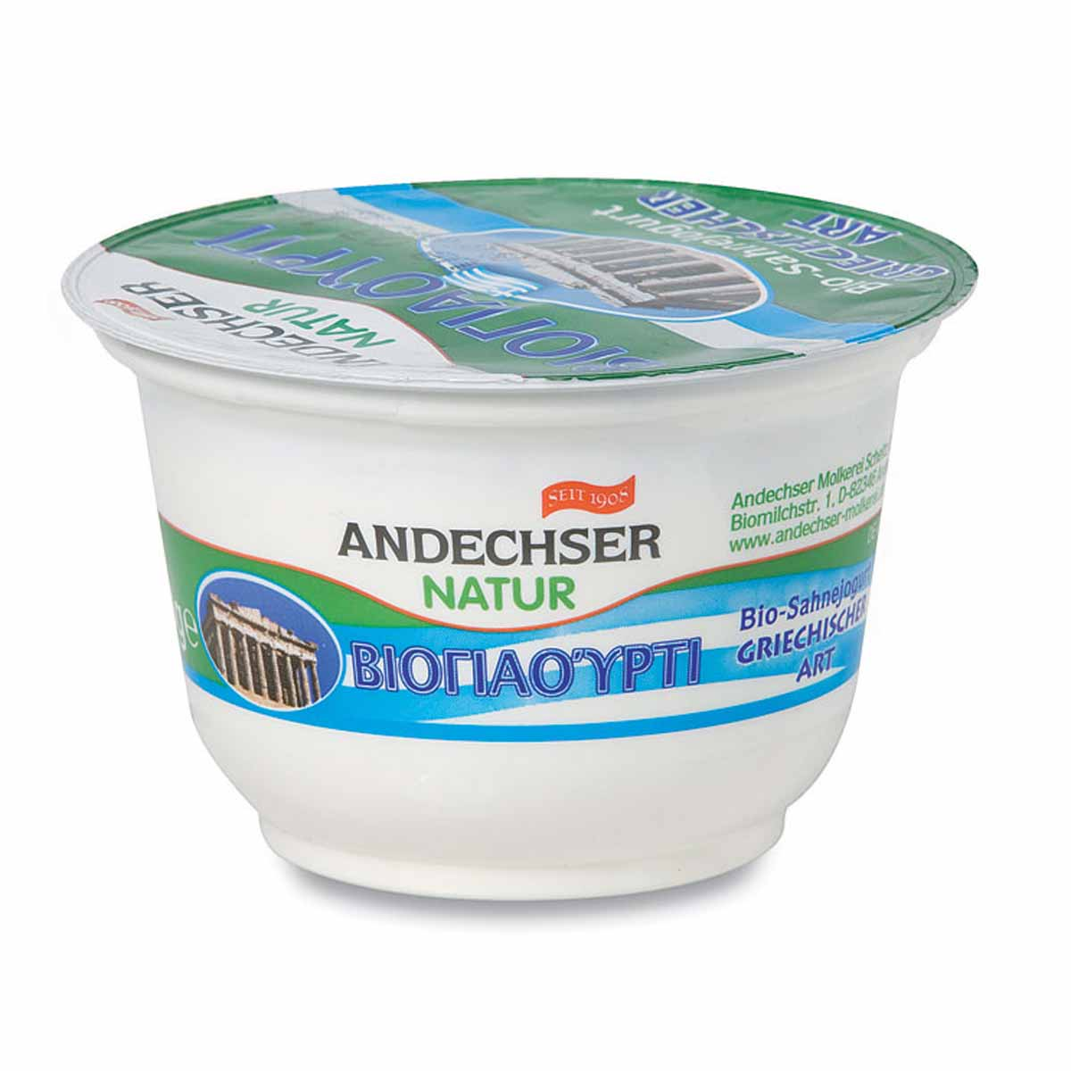 Andechser Jo tipo greco naturale