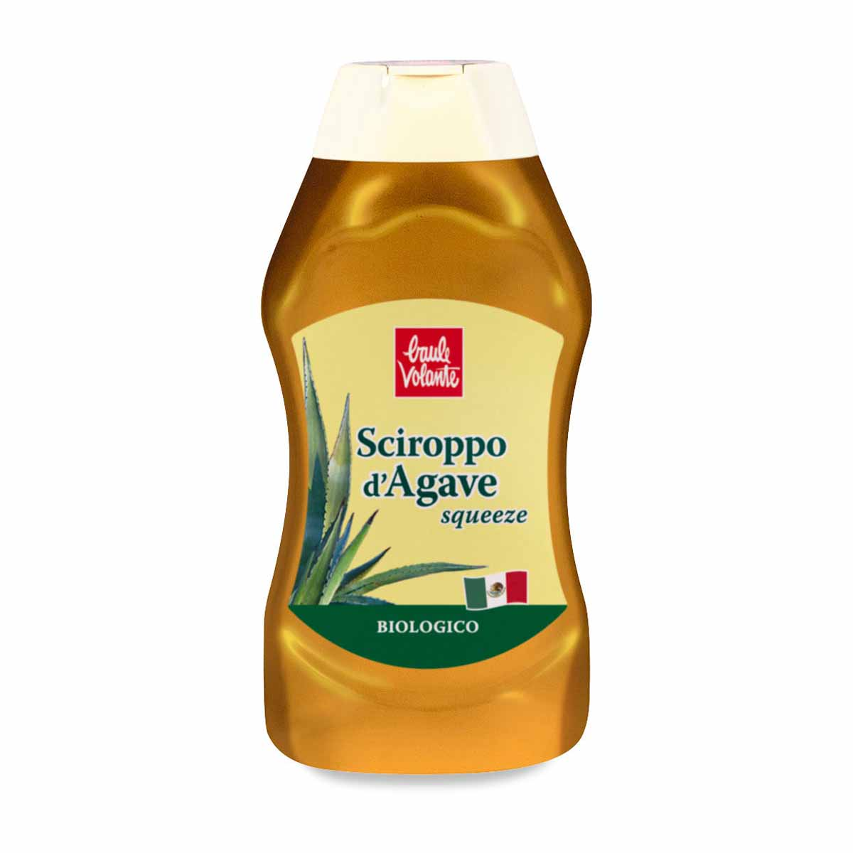 Baule Volante Sciroppo d'agave squeeze