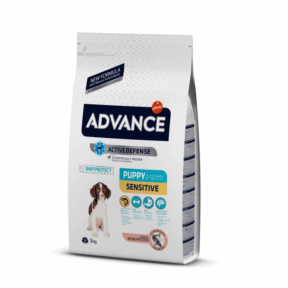 Linea Affinity Advance Sensitive 3kg