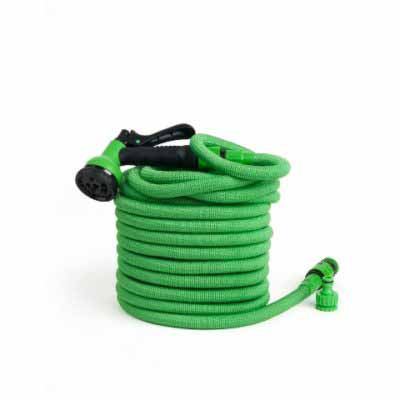 Tubo flessibile 30 MT con pistola per irrigazione