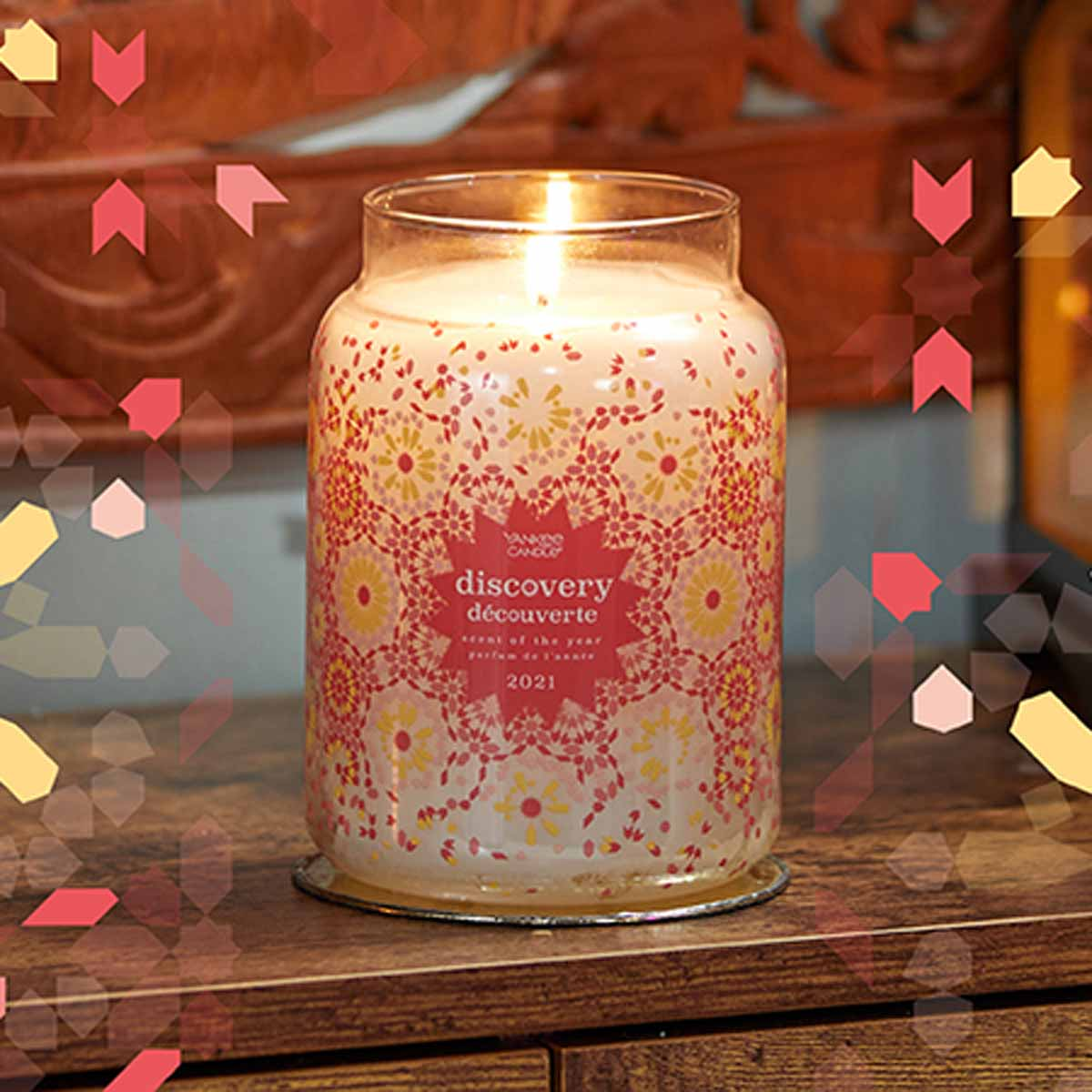 Yankee Candle Scent of The Year Giara Grande