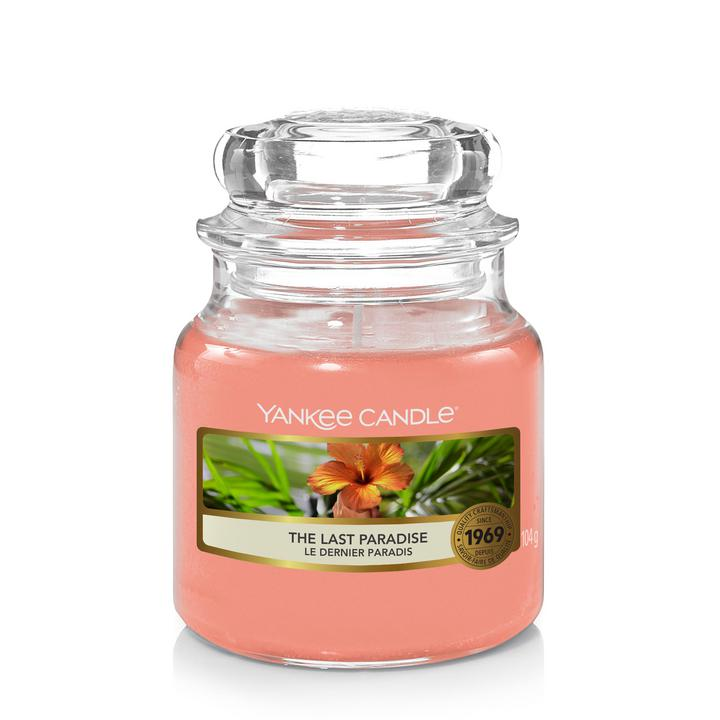 Yankee Candle The Last Paradise Giara Piccola