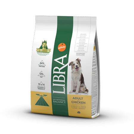 Libra Adult Dog Pollo 12kg