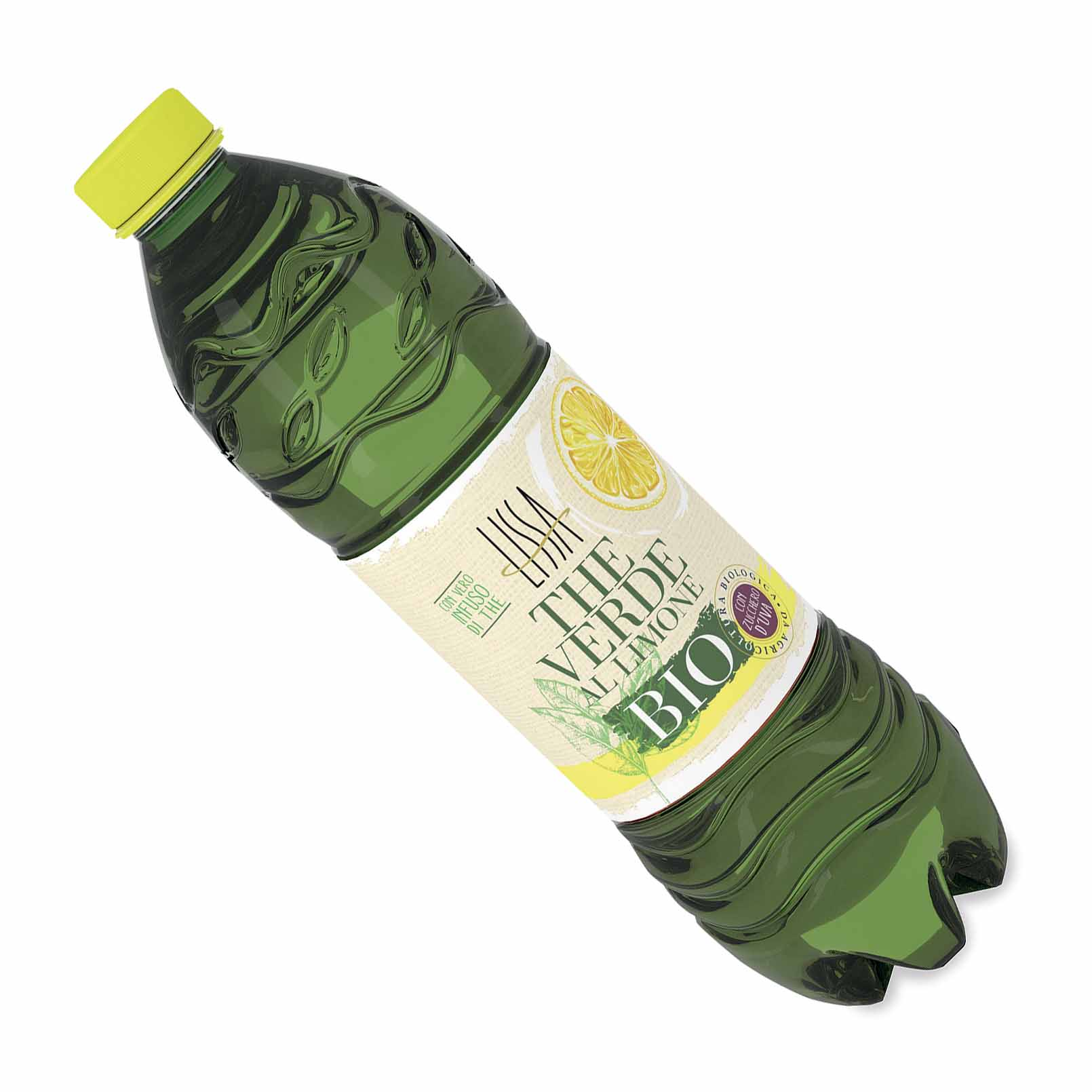 Lissa The verde al limone 1,5l