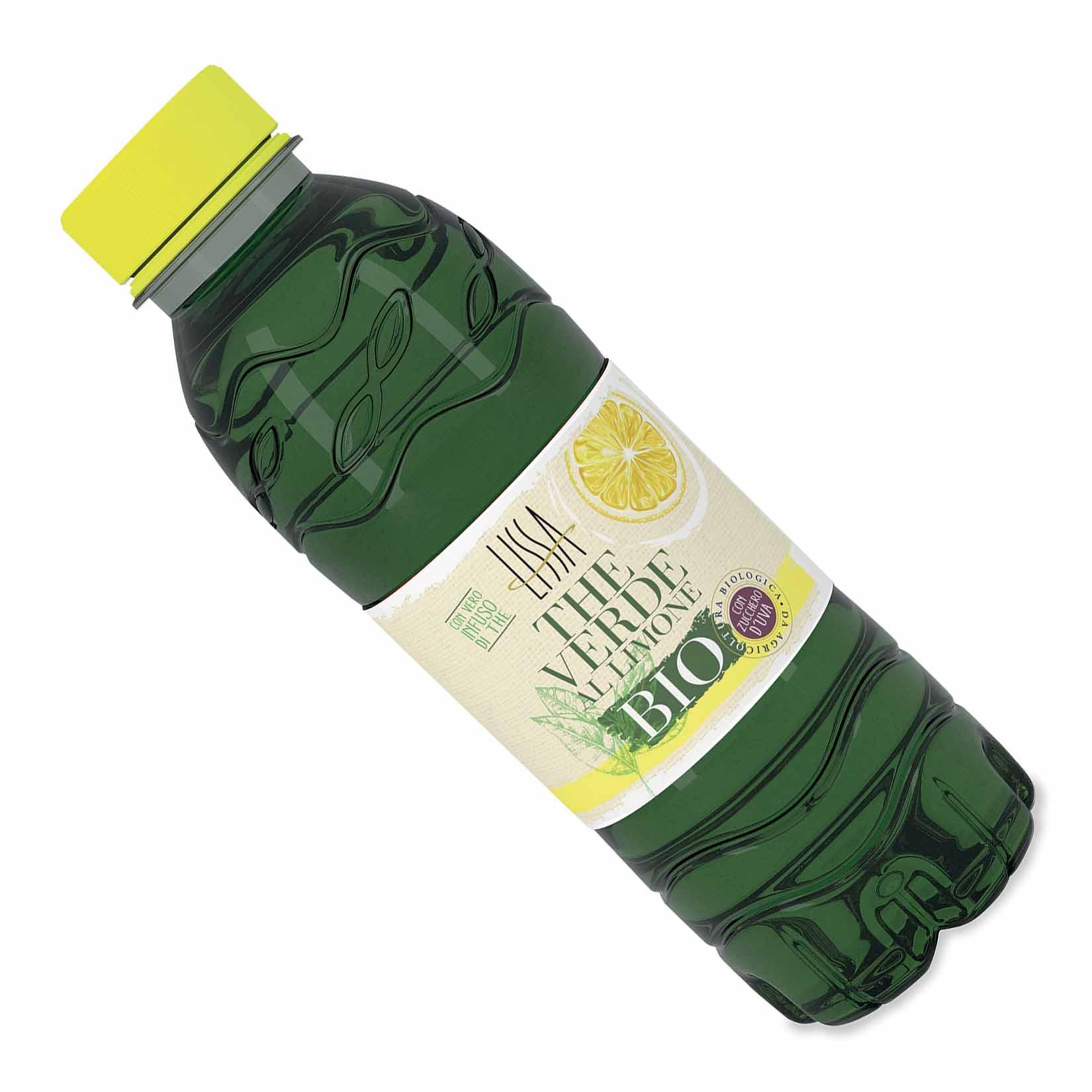 Lissa The verde al limone 500ml