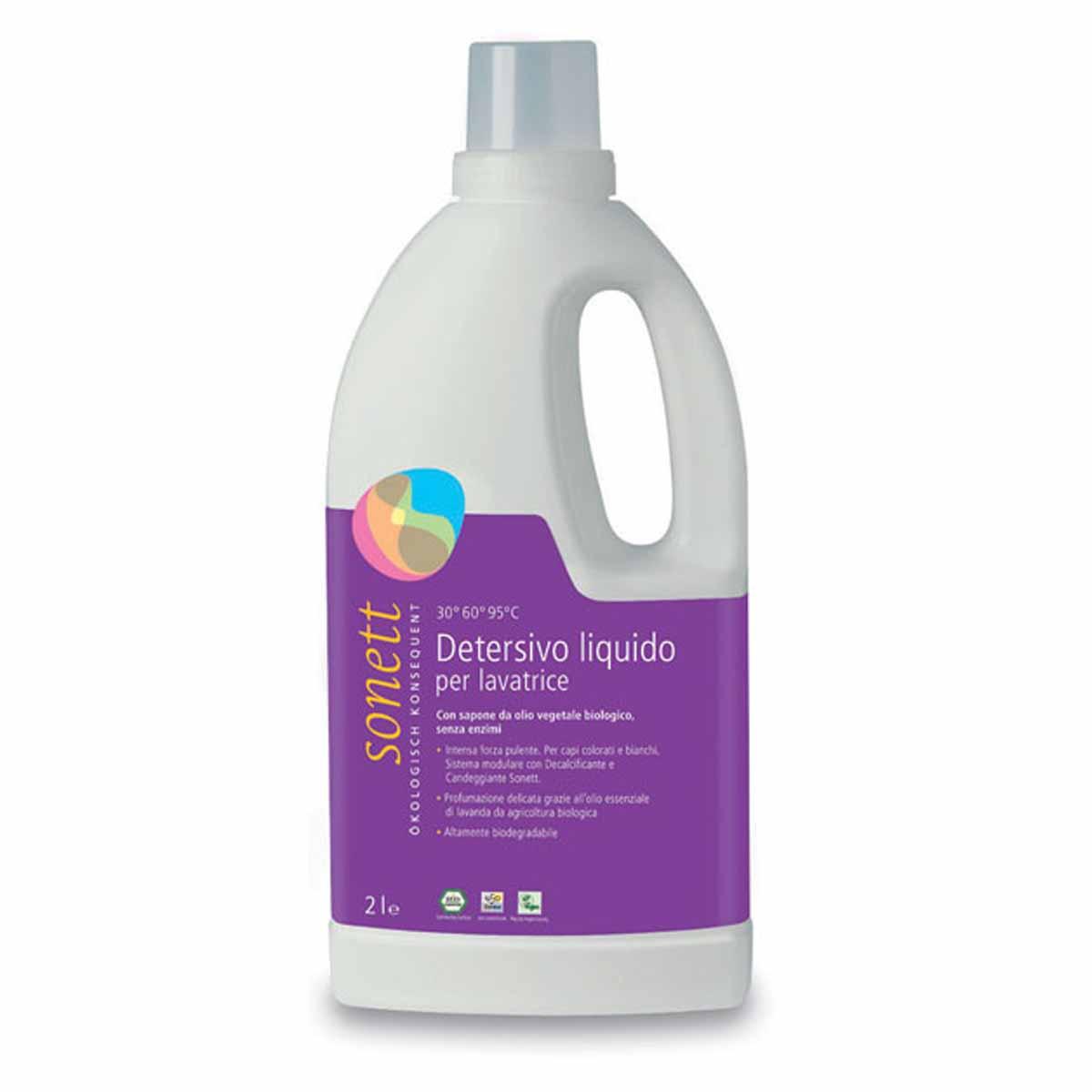 Sonett Detersivo liquido per lavatrice