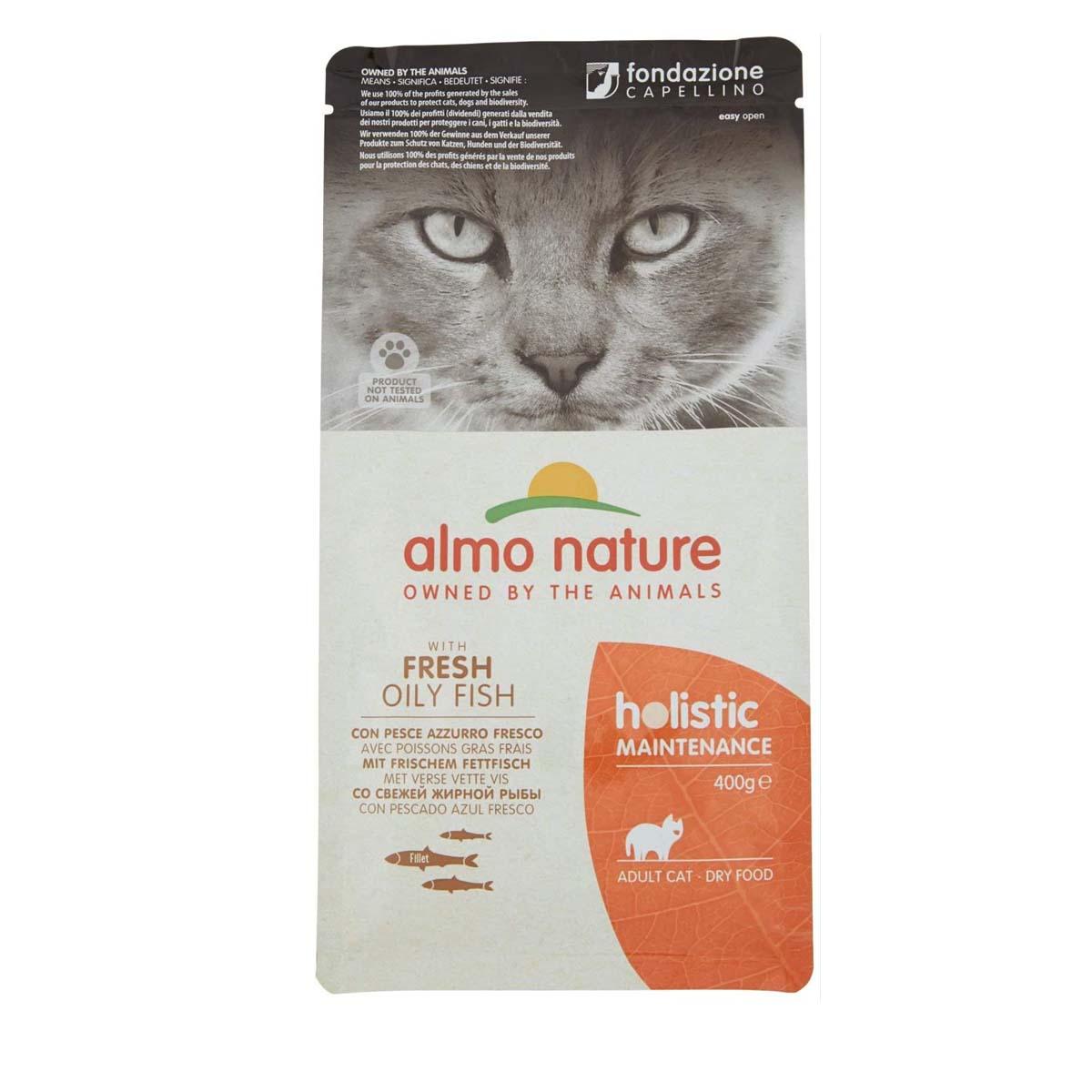 Almo Nature Holistic Functional Gatto 400g