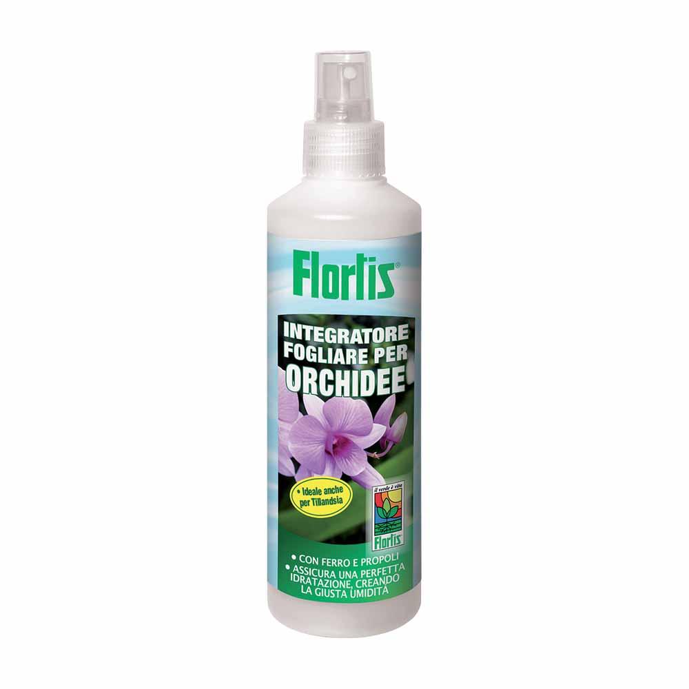 Flortis Integratore fogliare Orchidee spray 250 ml