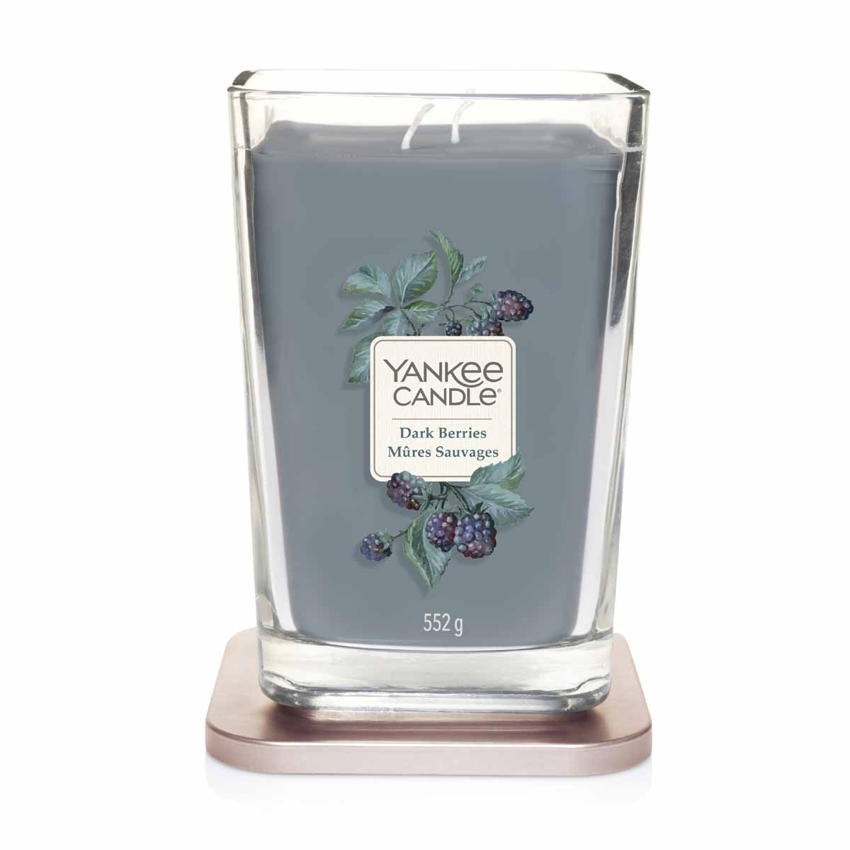 Yankee Candle Dark Berries Giara Grande
