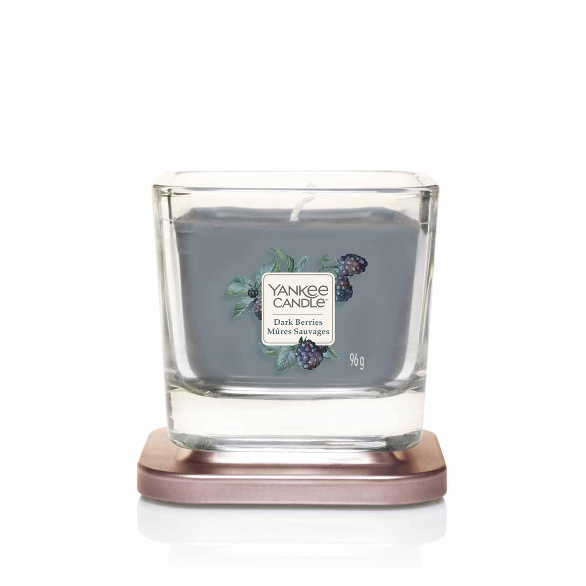 Yankee Candle Dark Berries Giara Piccola