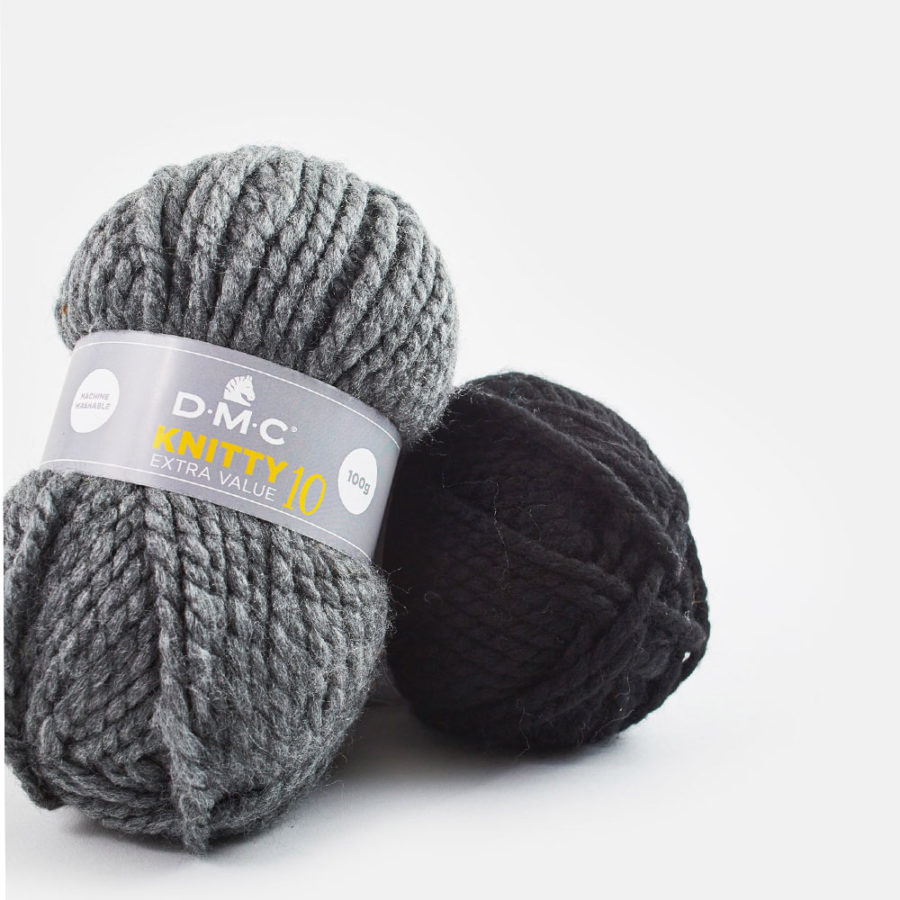 DMC Linea filati Knitty 10