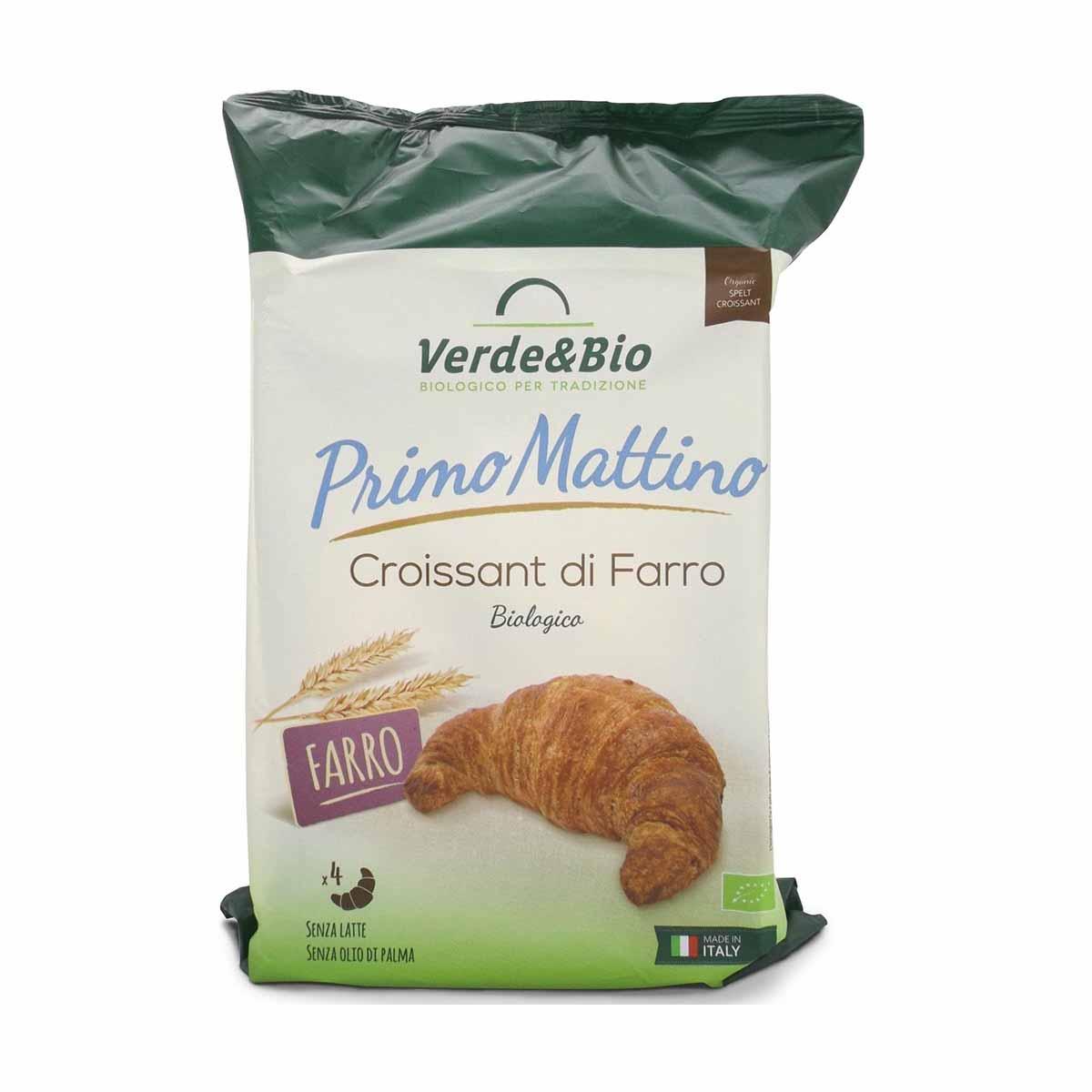 Verde&bio Croissant di farro