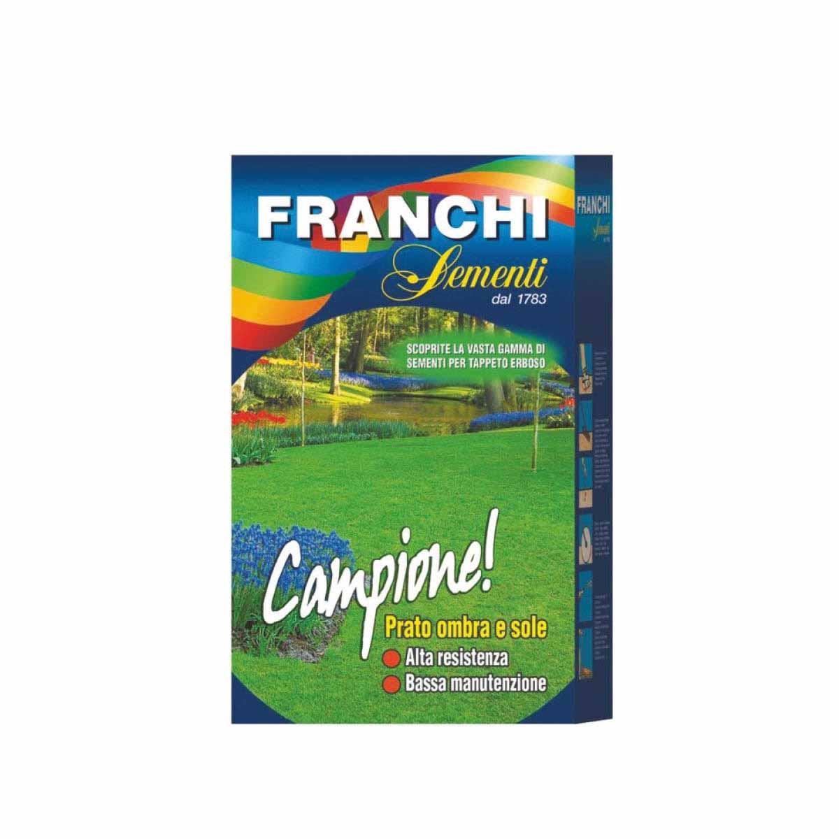 Franchi Sementi Prato Campione 1 kg
