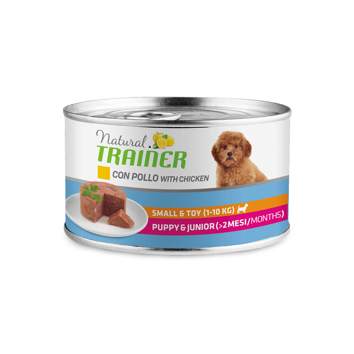 Linea Natural Trainer Small & Toy 150g